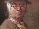 chardin-autoportretul-130x98 Chardin, Jean-Baptiste Simeon