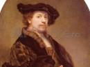 rembrandt-autoportret-003-130x98 Rembrandt - Autoportrete